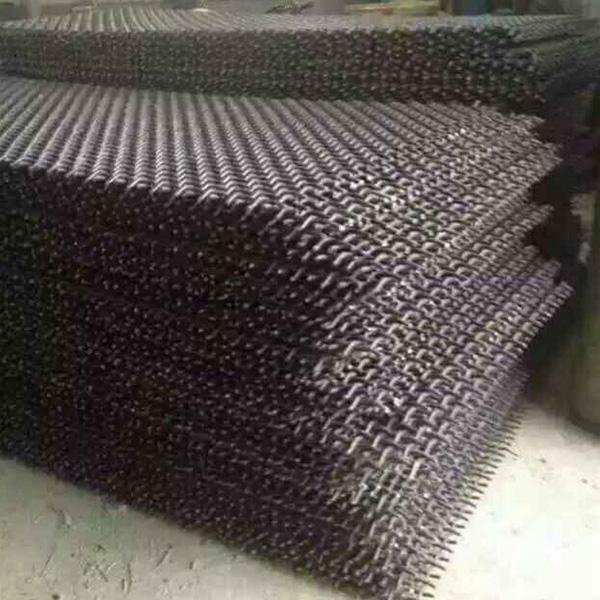 山东锰钢编织筛网